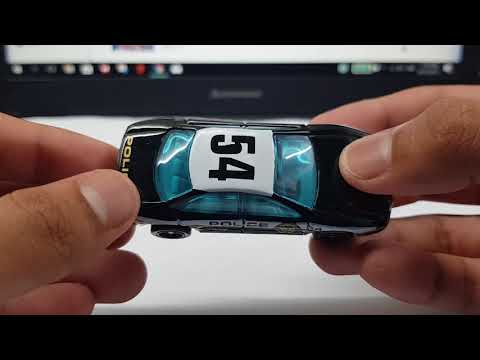 Oldsmobile Aurora Hot Wheels Review