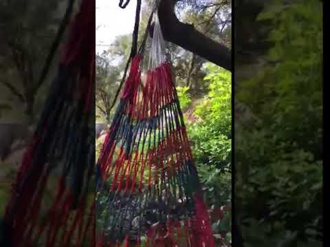 Hang you hammock and enjoy the views.