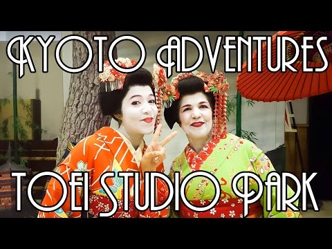 Toei Studio Park || Kyoto Adventures