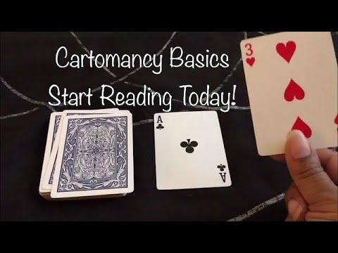 Cartomancy Basics   Episode 1