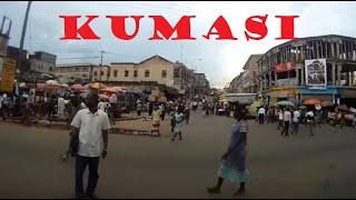 preview picture of video 'In the streets of Kumasi'