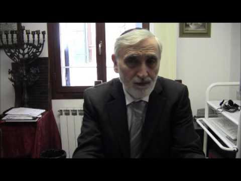 Le gocce martellano Torah Kharkiv