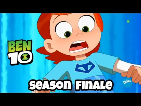 Ben 10 Reboot Season 3 / 2 Finale New Leaks - смотреть