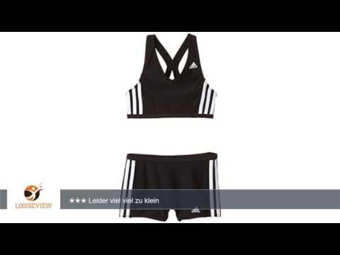 adidas Mädchen Bikini Infinitex 3-Streifen | Erfahrungsbericht/Review/Test
