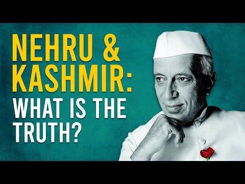 Hindutva Demonising Nehru: Is he to be Blamed for Kashmir?
