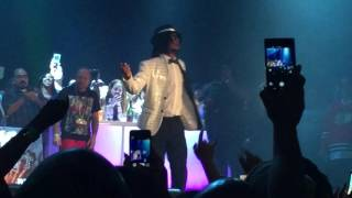 """DJ Quik """"Nobody / Pitch in on A Party"""" Live (The Novo, 3.26.16)"""