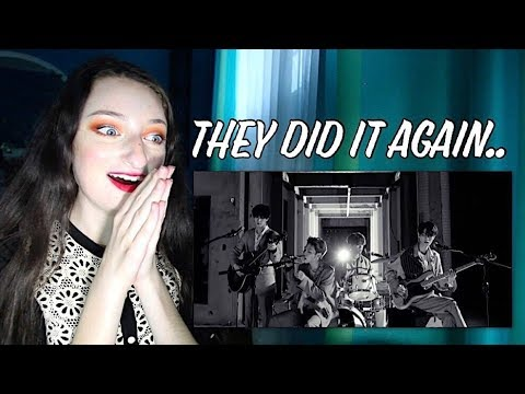 THE ROSE 더 로즈 - She's In The Rain MV Reaction!!