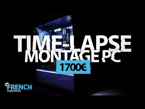 PC GAMER 1500€ MONTAGE & TEST