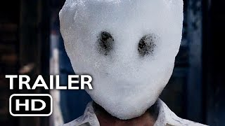 The Snowman Official Trailer #1 (2017) Michael Fassbender Thriller Movie HD