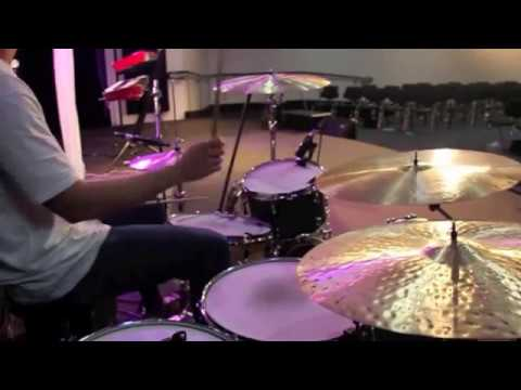 YOURS (GLORY AND PRAISE) / ELEVATION WORSHIP / DRUM COVER