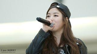 [140308] 세아 (Se-A) & 키썸 (Kisum) - Liar (앵콜곡) - 타임스퀘어 - 직캠 by 메리