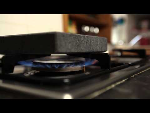Black Rock Grill Customer Product Review, Bamboo Steak on the Stone Premium