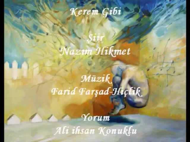 Kerem Gibi-Bir Nazım Hikmet Şiiri