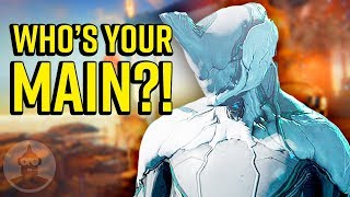 What Your Warframe Main Says About You!  | The Leaderboard - dooclip.me