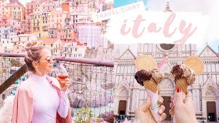 COLLEGE SPRING BREAK | Traveling to Florence, Italy! ✨