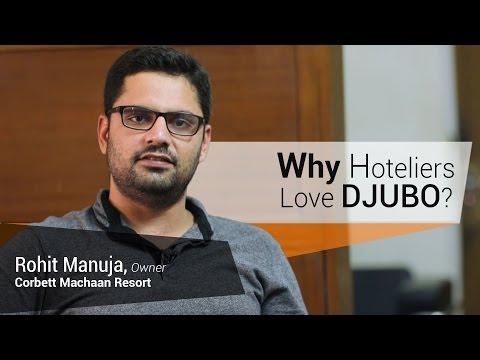Corbett Machaan Resort -Why do Independent Hotels Love DJUBO