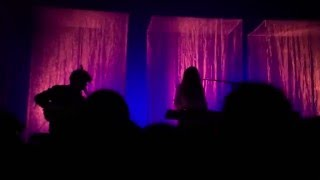 Beach House - Other People live @ House of Blues Boston 3/11/16