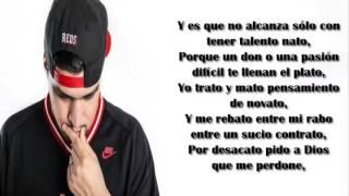 Yo Tengo Una Pena   ALI AKA MIND Feat El Alfarero (Letra)