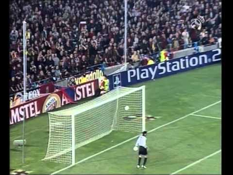 Barcelona 0-2 Real Madrid   2001/02 UEFA Champions League Semifinals
