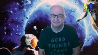 Interview über DIE CREW mit Kosmos-Redakteur Wolfgang Lüdtke