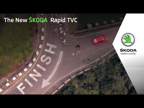 Skoda  Spaceback Хетчбек класса B - рекламное видео 2