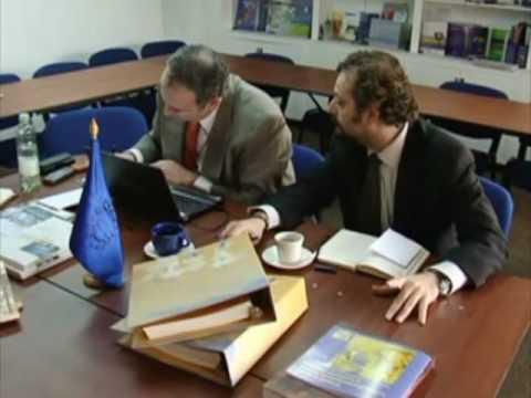 Programa de la Corte Constitucional donde se entrevista a los miembros del Instituto de Altos Estudios Europeos (IAEE) sobre la