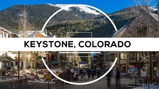 Keystone, Colorado | 4K Skiing Trip