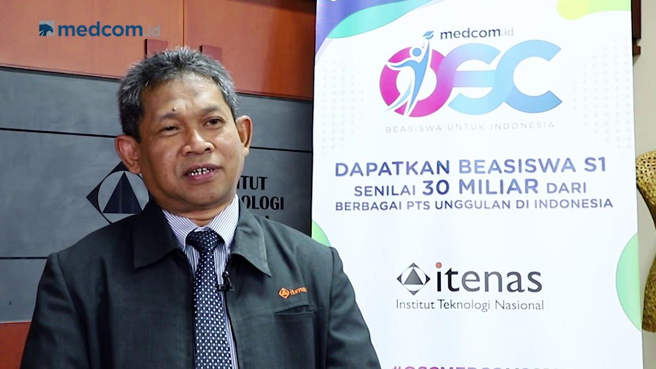 Itenas Bicara Soal Online Scholarship Competititon