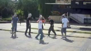 preview picture of video 'Flash Mob Biłgoraj - Dyskoteka'