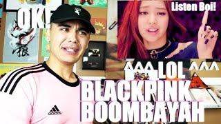 BLACKPINK - BOOMBAYAH MV Reaction [PEW PEW PEW RAMBO]