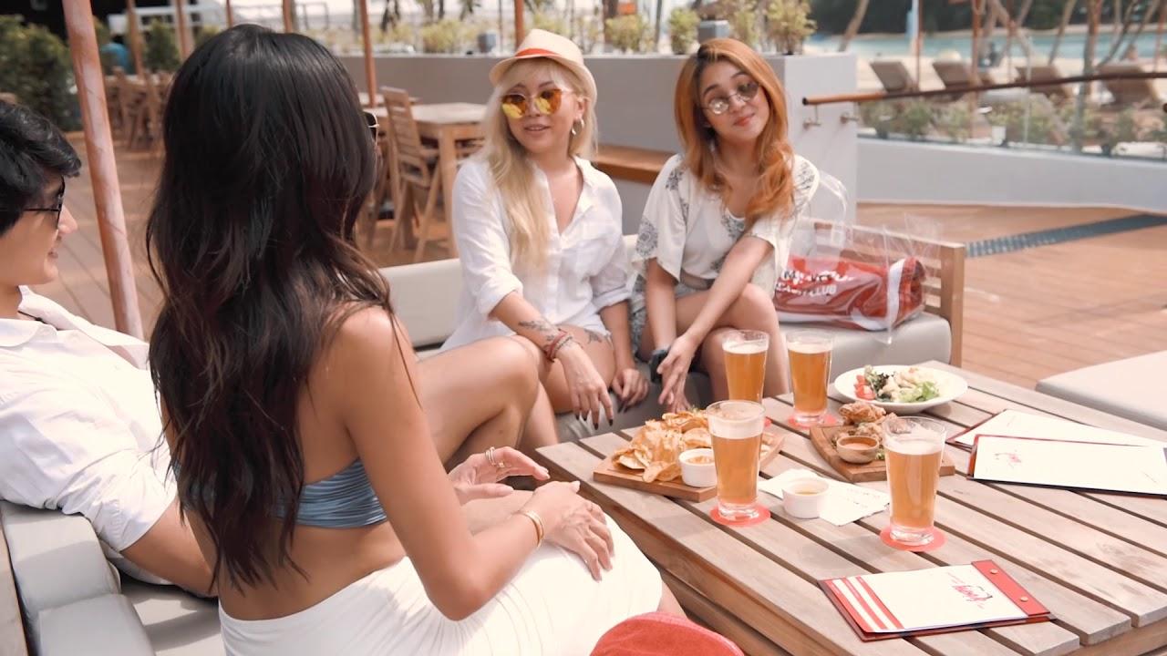 Rumours Beach Club video preview