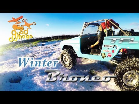 Winter Bronco - TFL Racing Bronco - Banggood.com