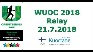 WUOC 2018 Relay - Kuortane | Kholo.pk