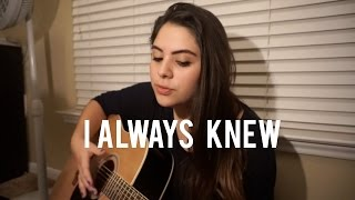 I Always Knew by The Vaccines (Cover)