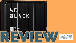 An Honest Review Over The WD Black-P10 Gaming Hard Drive for PC/PS4/XBOX/MAC (+Unboxing)