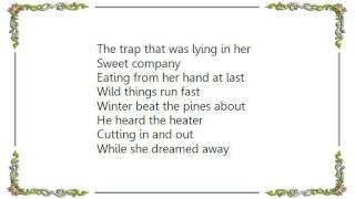 Joni Mitchell - Wild Things Run Fast Lyrics