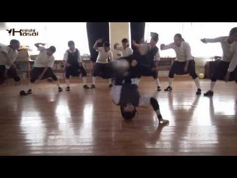 Nishikasai CREW 2013 FULL version (西葛西中学校ダンス部)