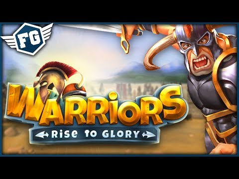 NÁSTUPCE SWORDS AND SANDALS - Warriors: Rise to Glory!