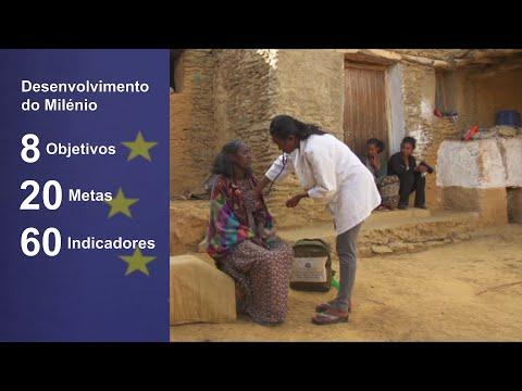 Minuto Europeu nº 66 - Objectivos de Desenvolvimento do Milénio