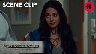 Shadowhunters | Season 3, Episode 1: Izzy's Doctor | Freeform