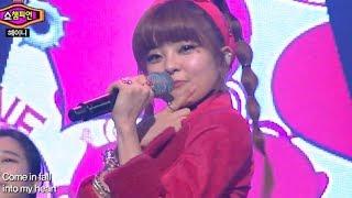 HEYNE - LOVE 007, 혜이니 - 러브 공공칠, Show Champion 20131218