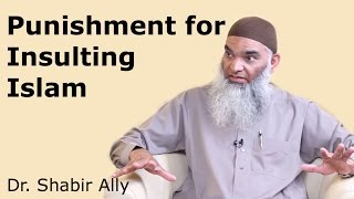 Q&A: What Is Punishment For Insulting Islam?