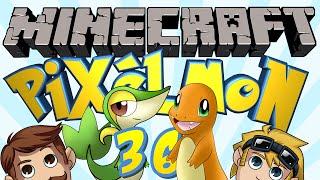Cloyster  - (Pokémon) - Minecraft Pixelmon (Pokemon Mod) #36 - Cloyster!