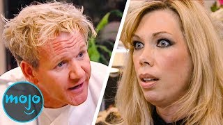 Top 10 Worst Chefs on Kitchen Nightmares