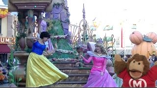 Disneyland's Jungle Cruise!    Real Life  Snow White - Sleeping Beauty - Belle and More!