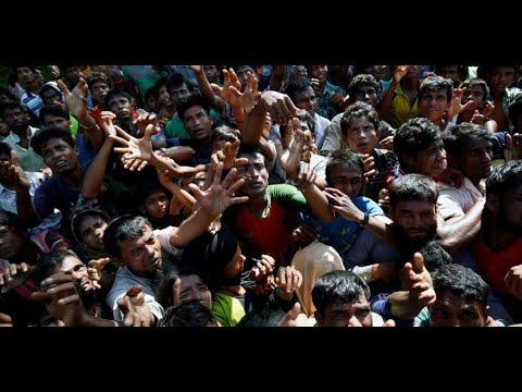 More than 400,000 Rohingya have fled to Bangladesh