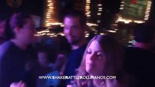 Shake Rattle & Roll Dueling Pianos - Video of the Week - Play That Funky Music!!!
