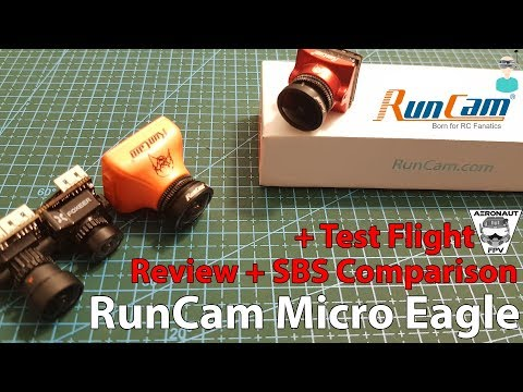 RunCam Eagle Micro - Best Micro FPV Camera?