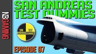GTA 5  - San Andreas Test Dummies Episode 97 - GTA5 Funny Moments