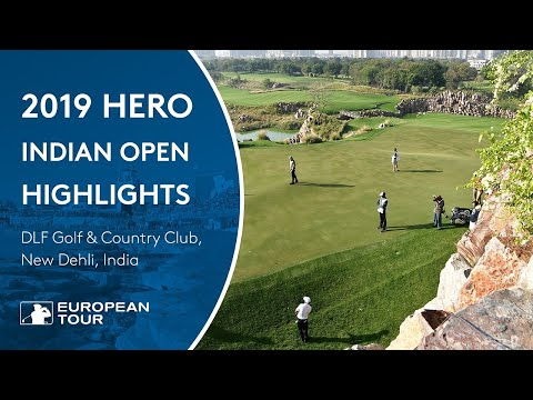 Extended Tournament Highlights | 2019 Hero Indian Open
